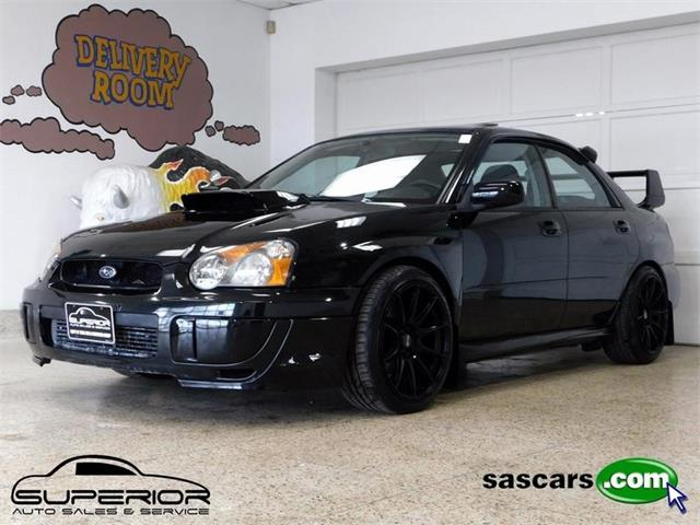 Picture of '04 Subaru Impreza located in Hamburg New York - $12,600.00 - PAN6
