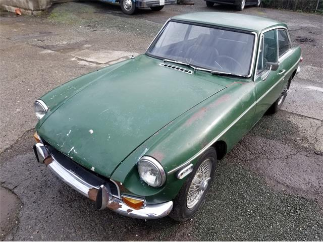 Picture of '70 MG MGB GT - $2,500.00 Offered by  - PC2S