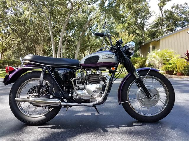 Picture of Classic 1970 Triumph Daytona - $8,500.00 Offered by a Private Seller - PC38
