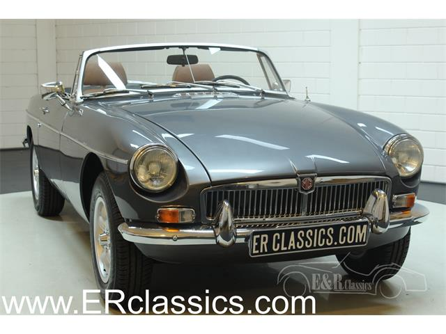 Picture of '77 MGB - PANJ