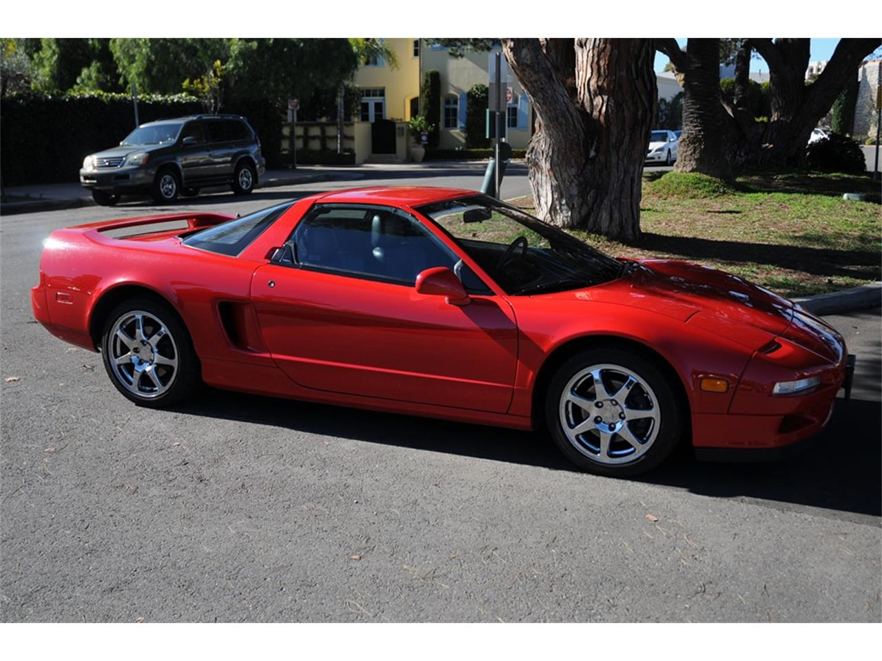 Large Picture Of 1996 NSX T