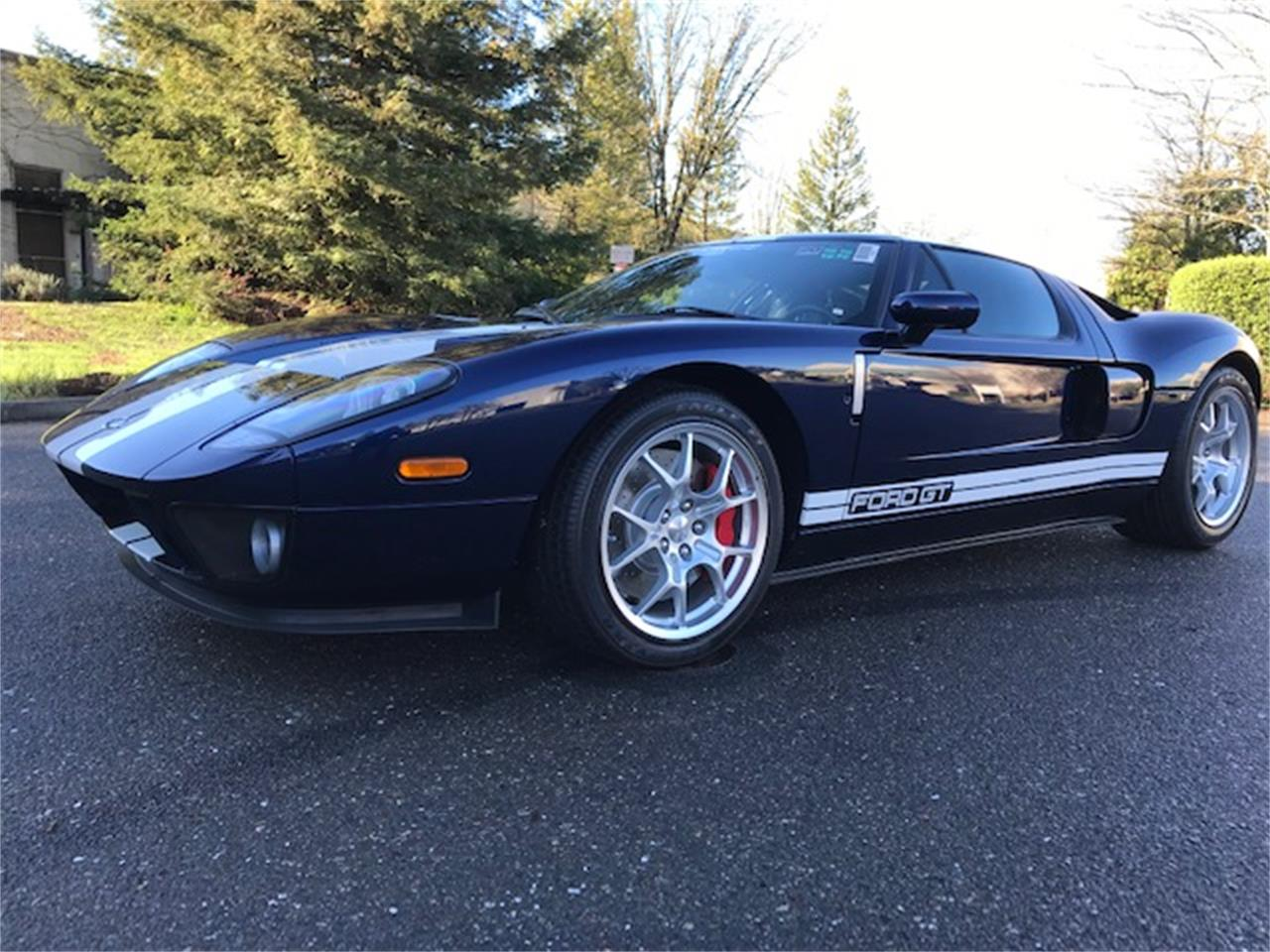 Large Picture Of  Ford Gt Located In California   Pcr