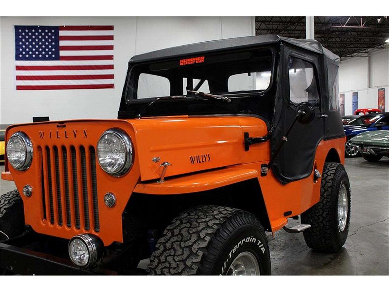 Large Picture of '62 Jeep - PC3Z