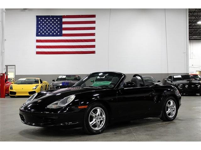 Picture of '04 Boxster - PC41