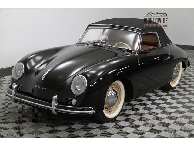 Porsche 356 For Sale >> Classic Porsche 356 For Sale On Classiccars Com