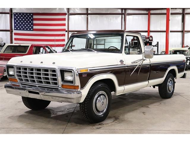 1977 To 1979 Ford F250 For Sale On Classiccars Com