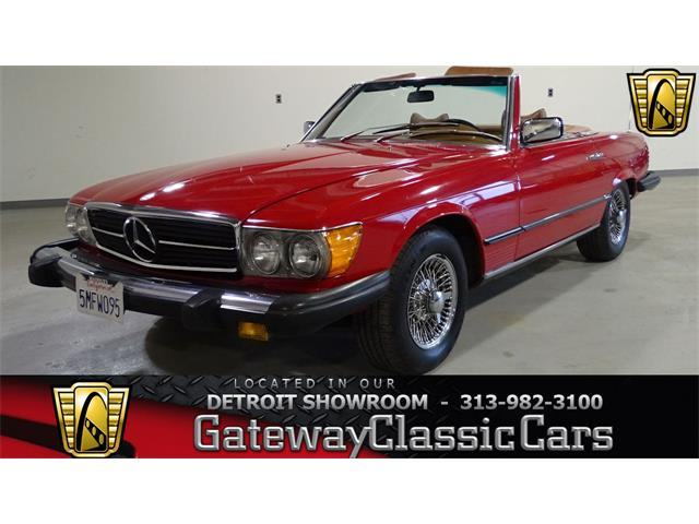 Picture of '76 450SL - PC4T