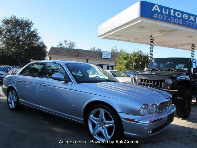 Picture of '06 XJ8 - PC5N