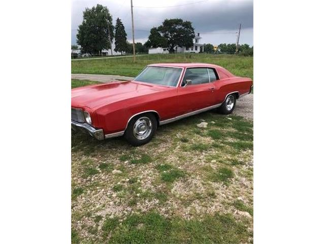 Picture of '70 Monte Carlo - PANU