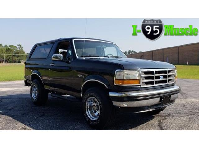 Picture of '93 Bronco - PAIE