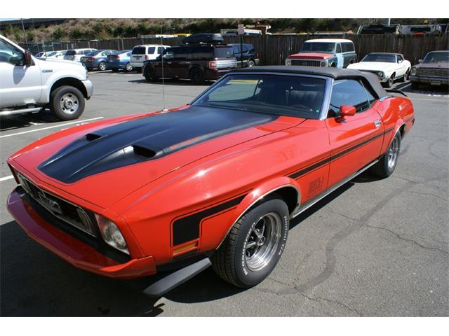Picture of Classic '73 Mustang located in Pennsylvania - $25,000.00 Offered by  - PC74