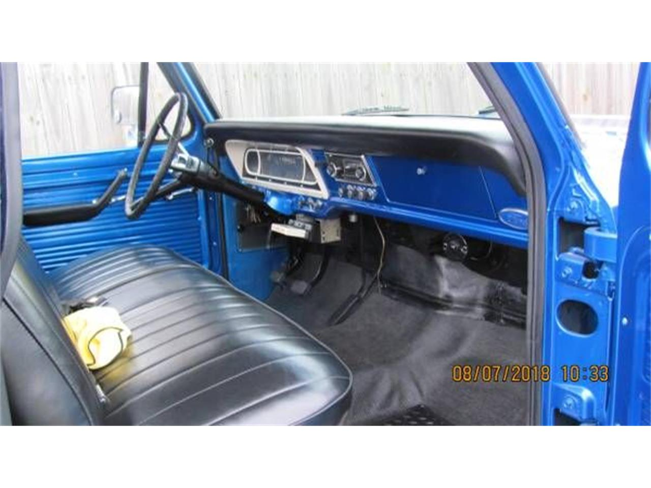 Large Picture of '67 F100 - PANY