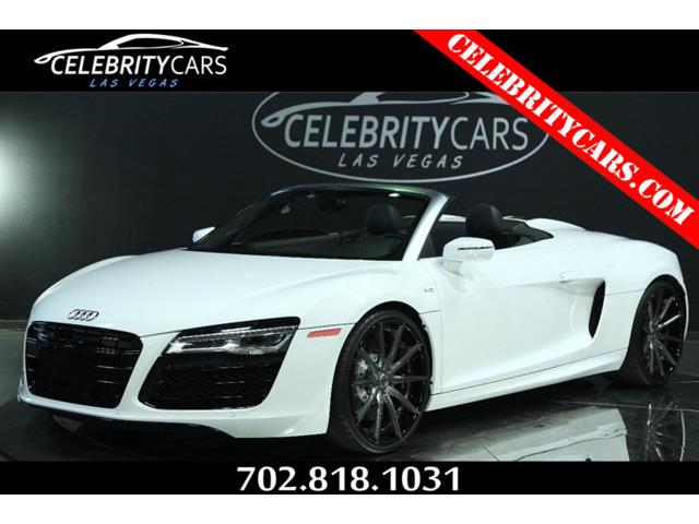 Picture of 2014 R8 located in Nevada Offered by  - PC8S