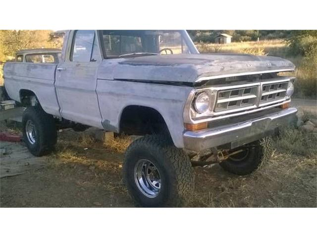 Picture of Classic '72 F100 Offered by  - PAO3