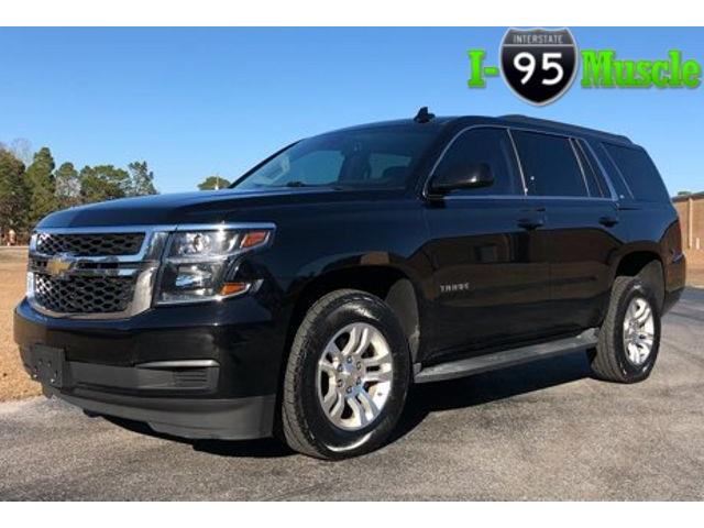 Picture of '15 Tahoe - PAIF