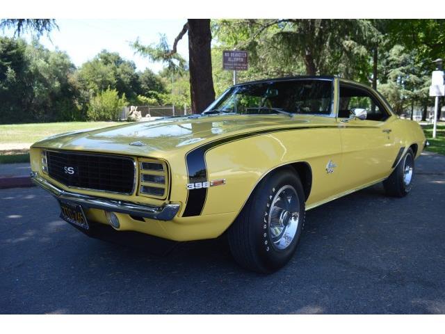 Picture of Classic 1969 Camaro - $79,900.00 - PC9X
