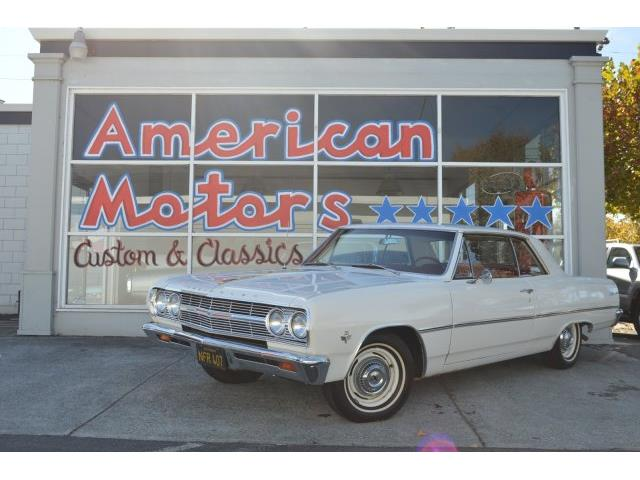 Picture of 1965 Chevrolet Chevelle Malibu located in San Jose California - $23,900.00 Offered by  - PCAJ