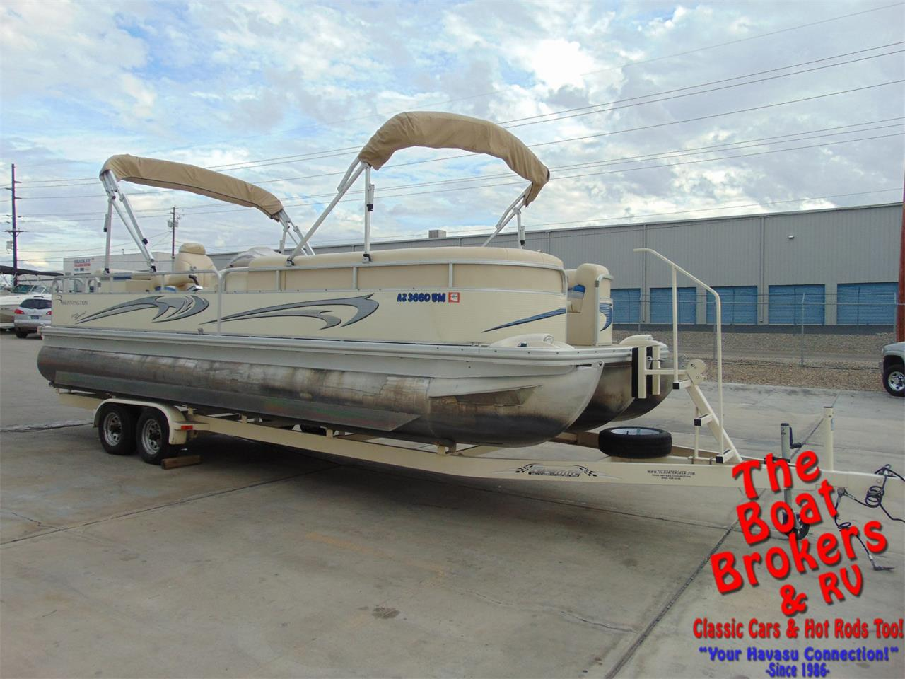 Large Picture of '07 Boat - PCB0