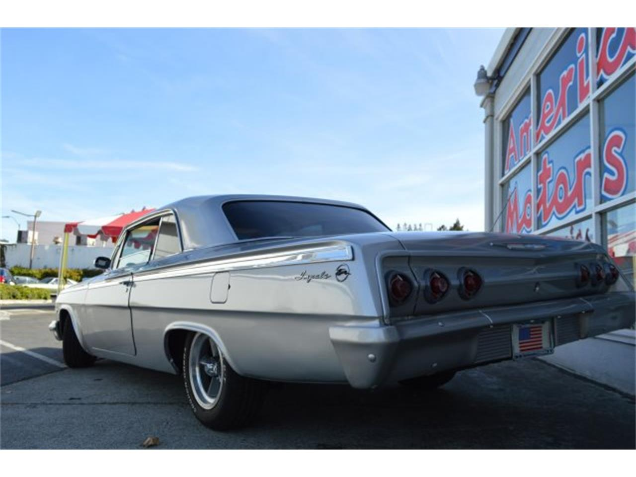 Large Picture of '62 Impala - PCBR