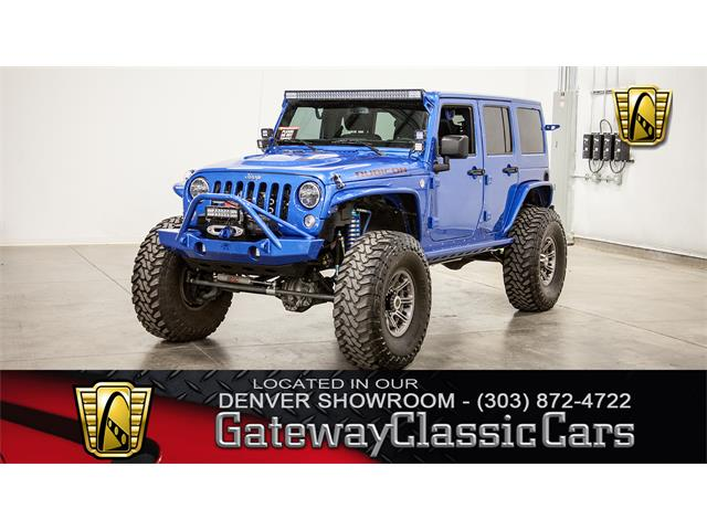 Picture of '15 Wrangler - PAOF