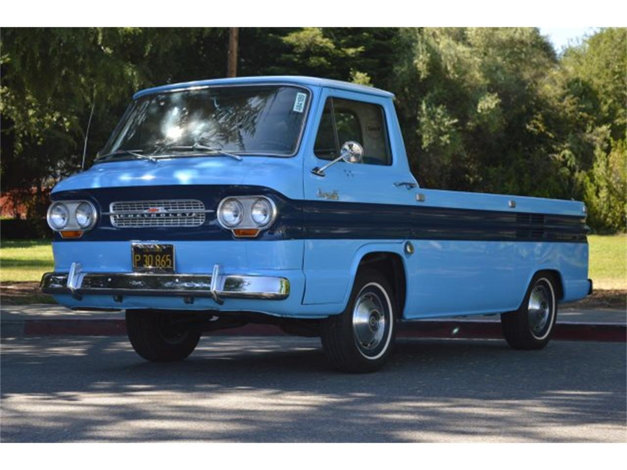 For Sale: 1964 Chevrolet Corvair in San Jose, California