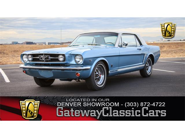 Picture of '65 Mustang - PAOG