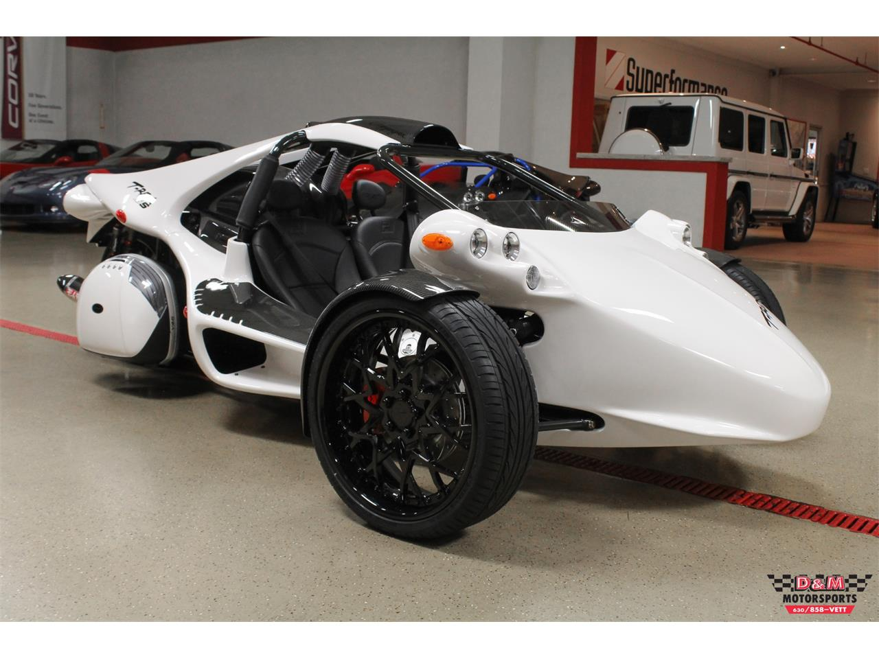 Large Picture of 2018 Campagna T-Rex located in Illinois Auction Vehicle Offered by D & M Motorsports - PCCJ