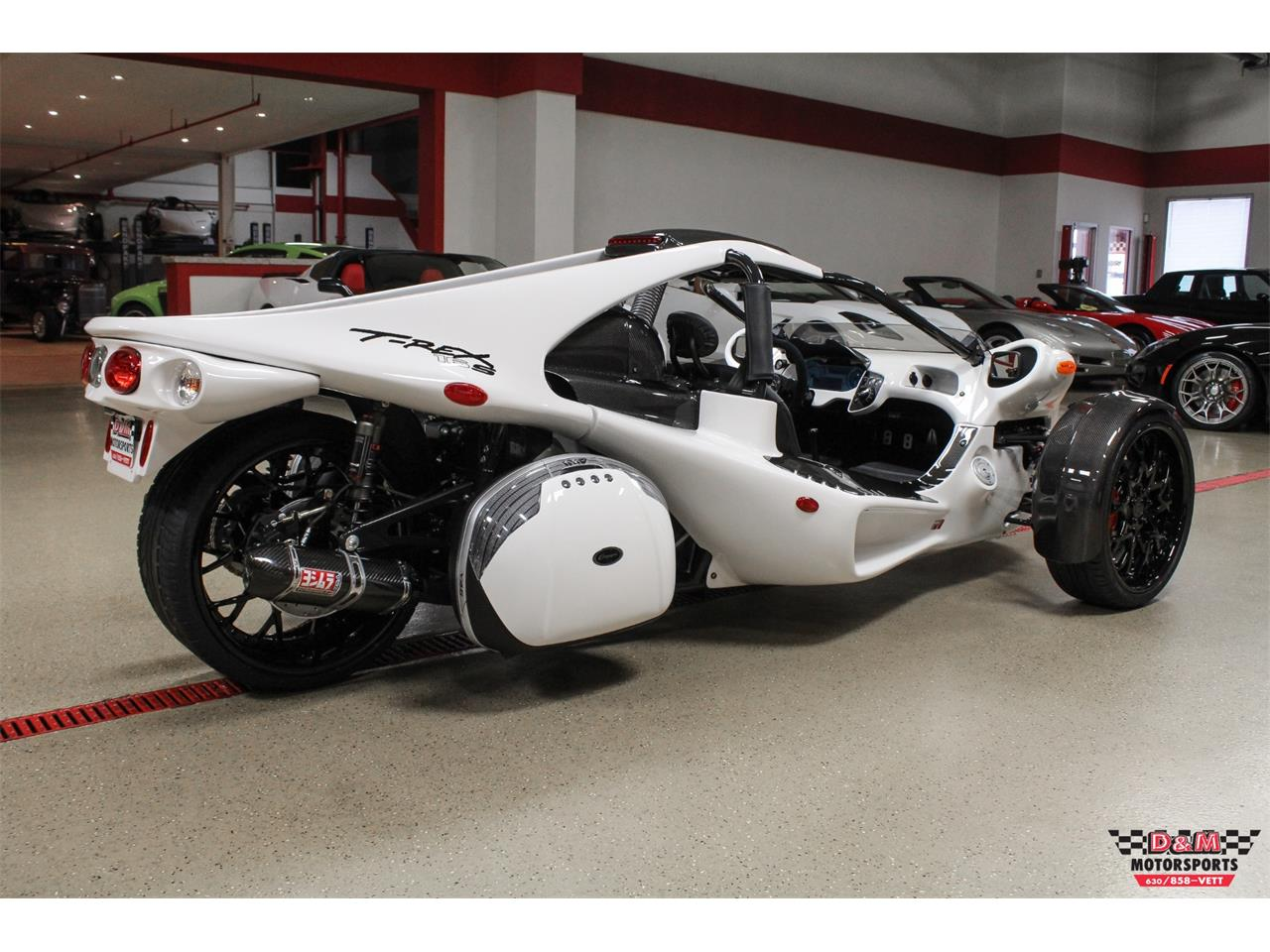 Large Picture of 2018 Campagna T-Rex located in Glen Ellyn Illinois Auction Vehicle Offered by D & M Motorsports - PCCJ