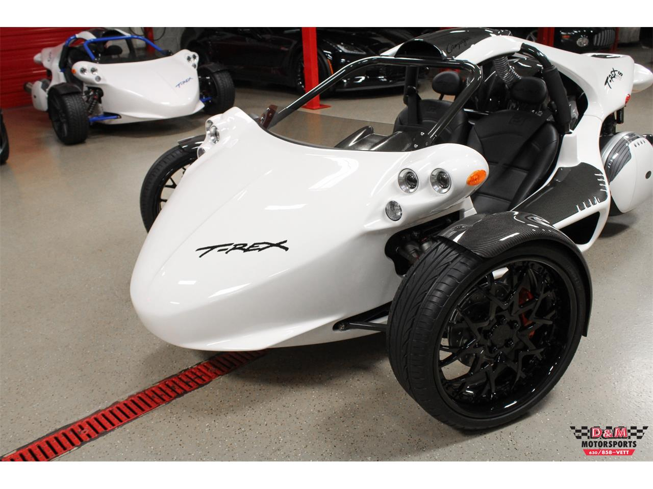 Large Picture of 2018 Campagna T-Rex Offered by D & M Motorsports - PCCJ
