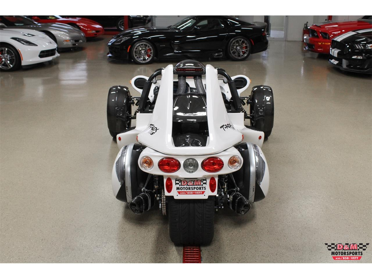 Large Picture of 2018 Campagna T-Rex located in Glen Ellyn Illinois Auction Vehicle - PCCJ