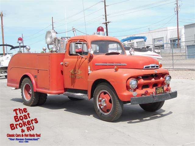 Picture of '51 Fire Truck - PCCQ