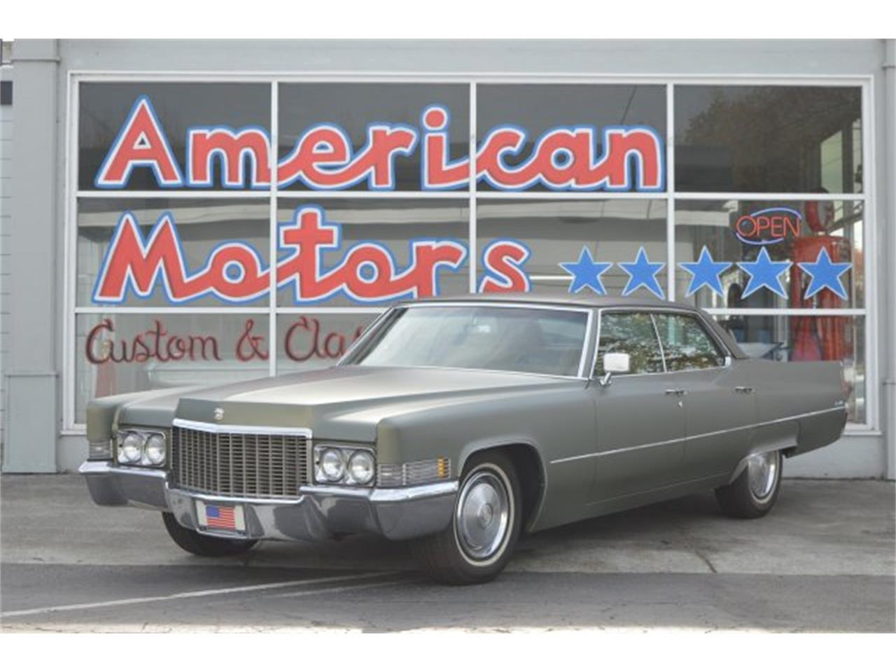 Large Picture of '70 Cadillac DeVille located in California - $11,900.00 - PCDX