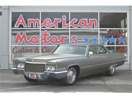 Picture of '70 Cadillac DeVille located in California Offered by American Motors Customs and Classics - PCDX