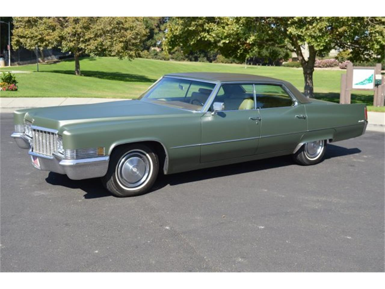 Large Picture of '70 Cadillac DeVille - PCDX