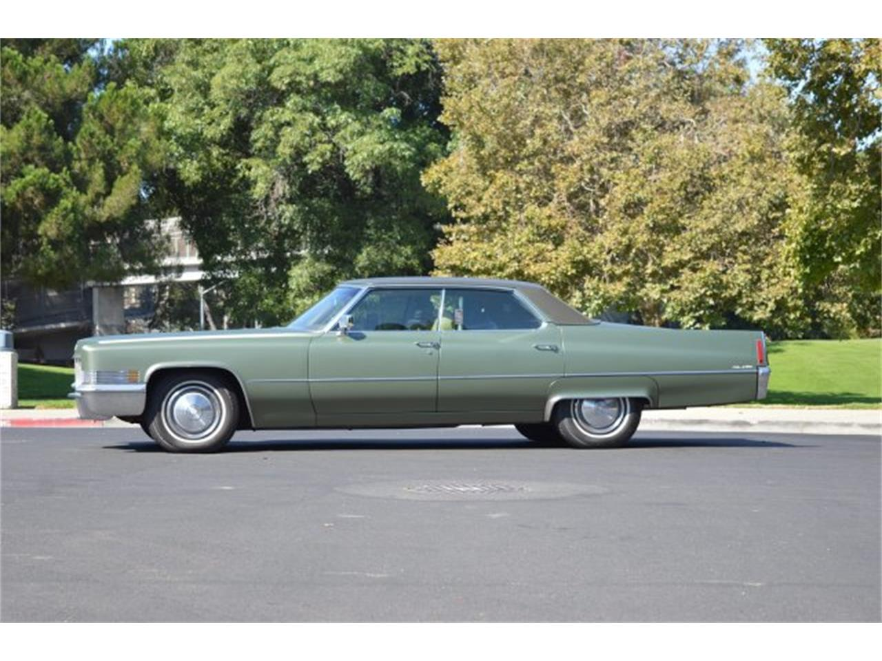 Large Picture of Classic 1970 DeVille located in California - $11,900.00 Offered by American Motors Customs and Classics - PCDX
