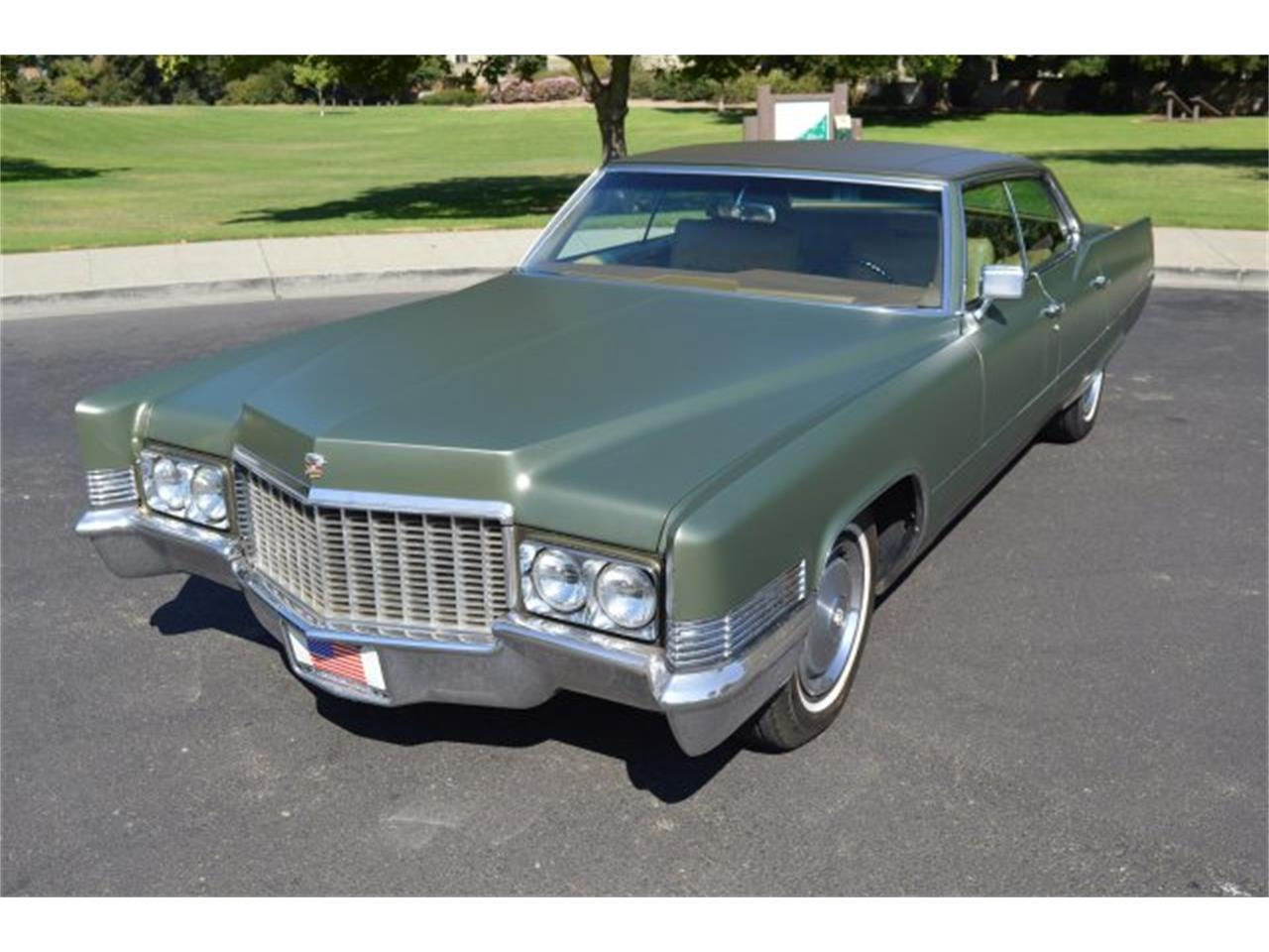 Large Picture of '70 Cadillac DeVille located in San Jose California - $11,900.00 Offered by American Motors Customs and Classics - PCDX