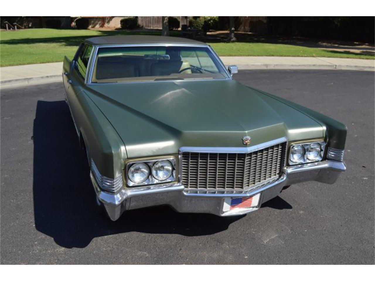 Large Picture of 1970 Cadillac DeVille - PCDX