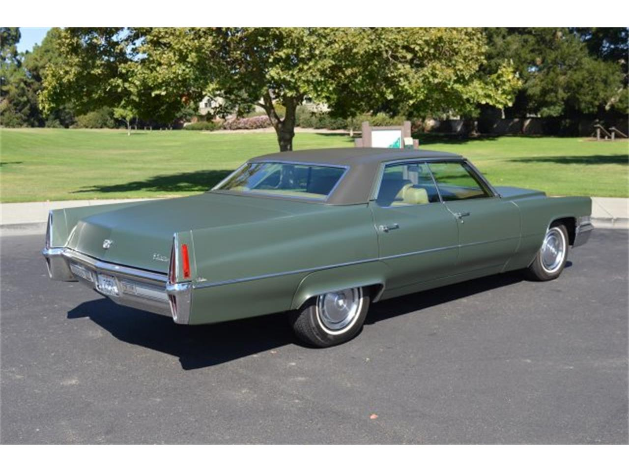Large Picture of 1970 DeVille located in San Jose California - PCDX