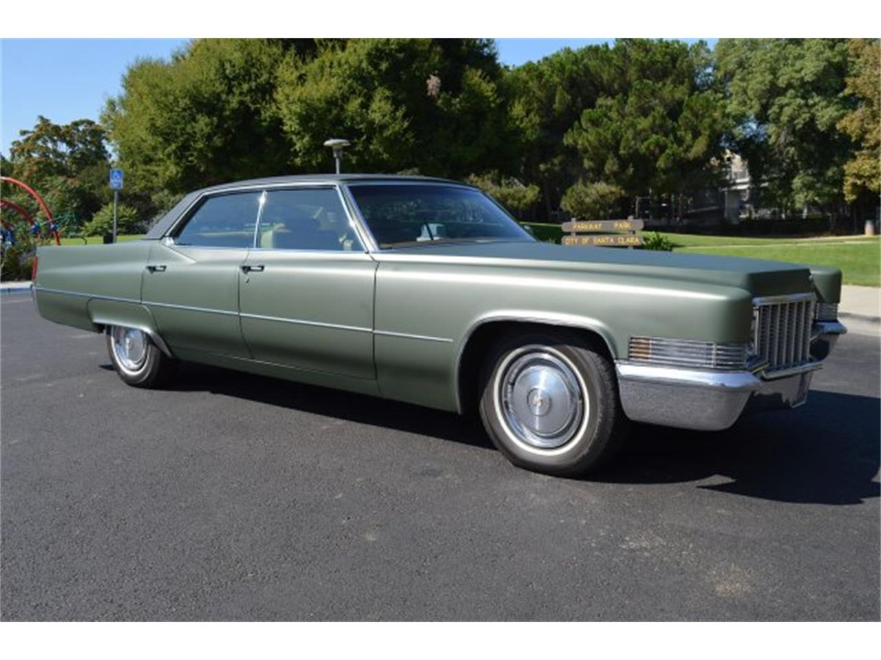 Large Picture of Classic 1970 Cadillac DeVille located in San Jose California Offered by American Motors Customs and Classics - PCDX