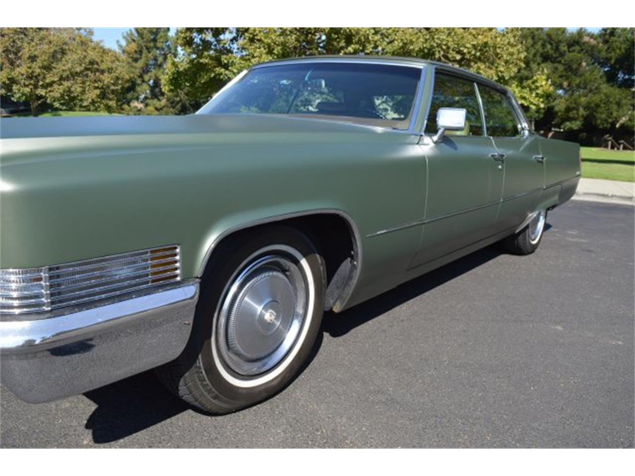 Large Picture of Classic 1970 DeVille Offered by American Motors Customs and Classics - PCDX