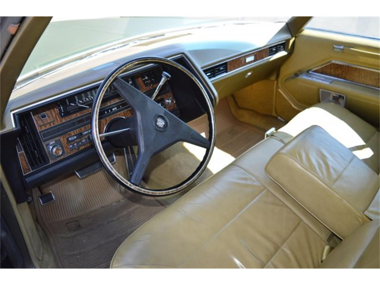 Large Picture of Classic 1970 Cadillac DeVille located in San Jose California - $11,900.00 Offered by American Motors Customs and Classics - PCDX