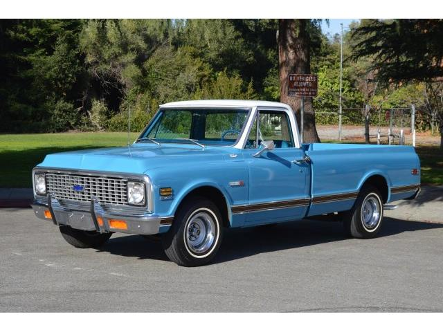 Picture of '72 C/K 10 - PCE1