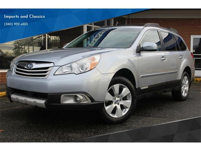 Picture of 2012 Subaru Outback located in Washington - $11,649.00 Offered by  - PCEB