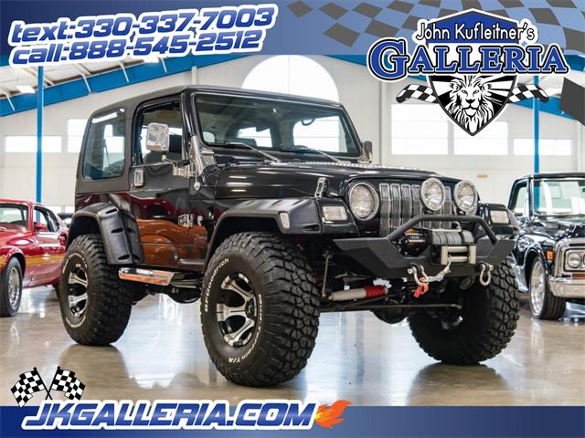 Picture of 1998 Jeep Wrangler located in Ohio Offered by  - PAON
