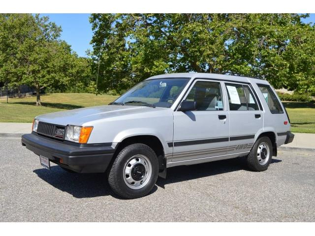 Picture of '85 Tercel - PCEQ