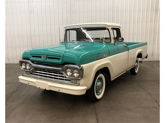 Picture of 1960 Ford F100 - $17,950.00 - PCET