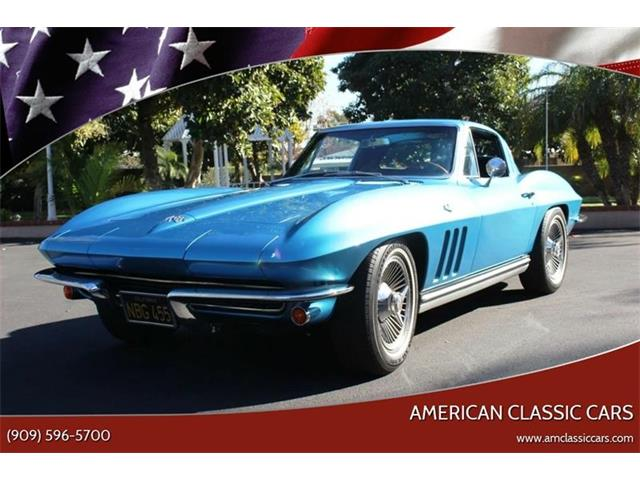 Picture of 1965 Chevrolet Corvette located in California Auction Vehicle - PAOP