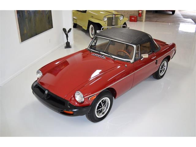 Picture of '80 MGB - PAIH