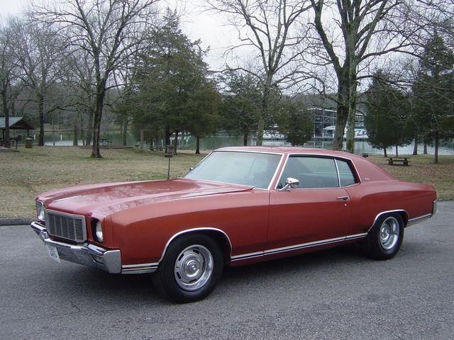 Picture of Classic 1971 Monte Carlo located in Hendersonville Tennessee Offered by  - PCFS