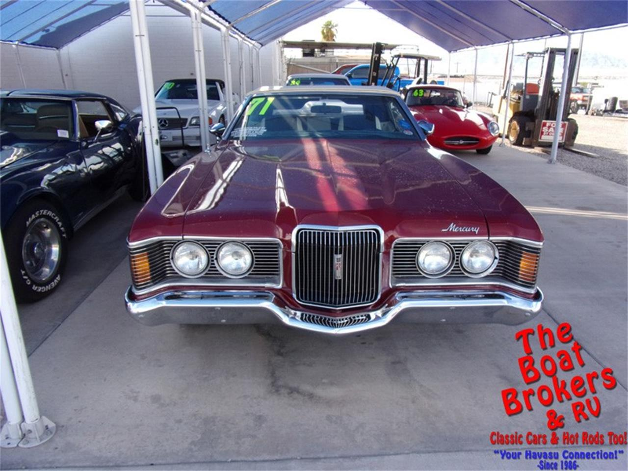 Large Picture of '71 Cougar - PCFU